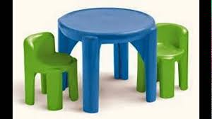 plastic table with chairs plastic tables and chairs price youtube