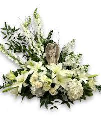 sympathy flowers garden of faith sympathy flower arrangement rockcastle sympathy