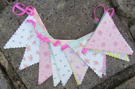 Pretty Bunting Flags Bunting Zigzag Bunting Part 4