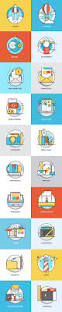 best 25 icon design ideas on pinterest flat design icons