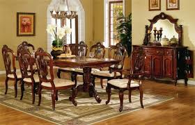 standard dining room table size photo of fine dining room table