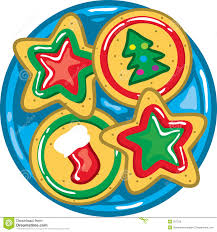christmas cookies clipart christmas lights decoration