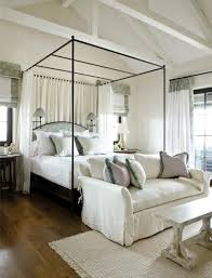 gorgeous curtain ideas in canopy bed design bedroom kizzu bedroom medium size white bedroom featured hardwood floor design also simple bed canopy curtain idea and