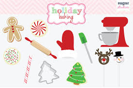 gingerbread clipart holiday treats pencil and in color