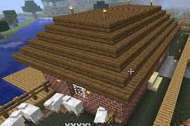 Minecraft Stairs Design The Best Minecraft Roof Designs