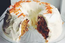 carrot raisin cake with cream cheese frosting recipe