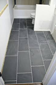slate tile bathroom designs bathroom design beautifulhow to tile a bathroom floor best 25