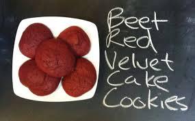 beet red velvet gluten free cake cookies blog to taste