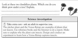 plant adaptations worksheets 5th grade worksheets releaseboard