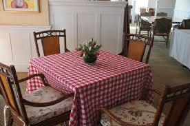 rental table linens holdgates island laundry inc table linen rental