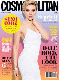cosmopolitan scarlett johansson in cosmopolitan magazine chile july 2017