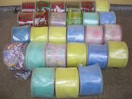 bulk ribbon spools 27 pcs ribbon spools wholesale lot floral bulk crafts bows