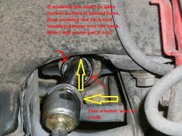 2003 honda crv vibration problems steering rack problems brake vibrations honda tech honda forum