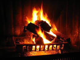 how to turn your tv into a fire place for christmas cord cutters
