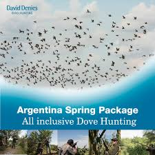 Dove Migration Map Our Specials David Denies Bird Hunting In Argentina U0026 Uruguay