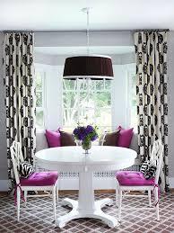 Kitchen Bay Window Curtain Ideas by Best 25 Bay Window Drapes Ideas On Pinterest Bay Window Curtain