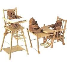 chaise bebe en bois chaise haute en bois pas cher greenride me