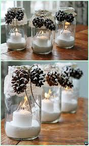 how to make mason jar lights with christmas lights diy christmas mason jar lighting craft ideas picture instructions