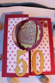 11 ans de mariage carte réalisée pour les 50 ans de mariage d un avec les