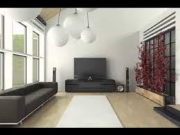Simple Living Room Interior Design YouTube - Simple interior design living room