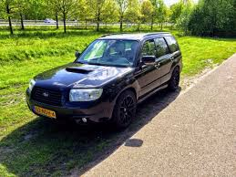 purple subaru forester top modded subaru forester rides wheelwell
