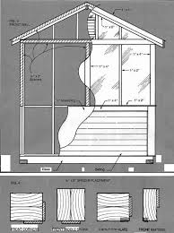 Plans To Build A Firewood Shed by Best 25 Shed Blueprints Ideas On Pinterest Wood Shed Plans