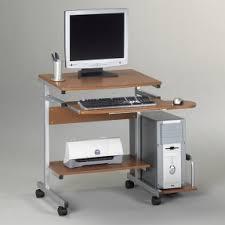 Steel Frame Desk Computer Desks With Wheels Foter