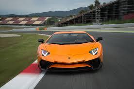 Lamborghini Aventador Orange - lamborghini aventador sv roadster confirmed limited to just 500 cars