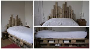 chambre palette cher chambre meuble taate brut pour palette brute avec des coucher
