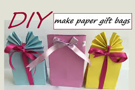diy paper gift bag u2013 craftbnb