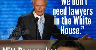 Clint Eastwood Chair Meme - political memes clint eastwood rnc speech don t need lawyers