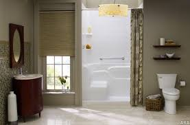 Shower Ideas For Small Bathrooms by Bath Remodeling Ideas For Small Bathrooms Well Suited Design 8