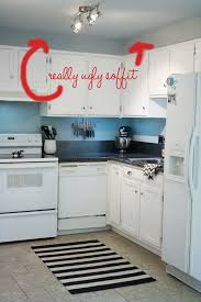 contemporary kitchen cabinets painted black before and after white