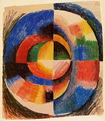 august macke colour circle