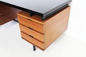 bureau guariche furniture guariche mahogany desk by minvielle 1950