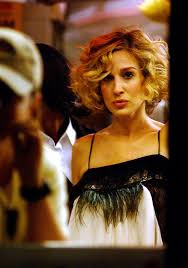 images of bouncy bob haircut carrie tries a bouncy bob in season five but her signature curls