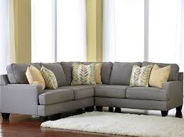 small grey sectional sofa amazing light grey sectional couch cepagolf within light grey