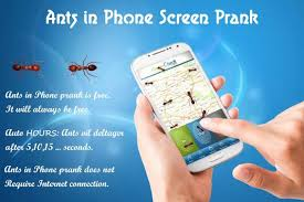 ants in phone apk ant in phone prank apk free entertainment app for
