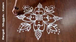 45 kolam designs for festivals easy rangoli designs with dots 6 x 6 muggulu with dots kolam