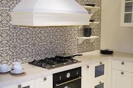 cool dining table design plus sacks tile backsplash what