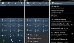 how to block texts on android galaxy s3 call blocking and sms blocking