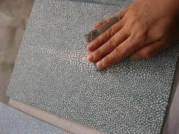 faux shagreen painted furniture