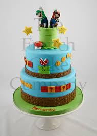 cake for boys mario and luigi gateau d u0027anniversaire pour enfants