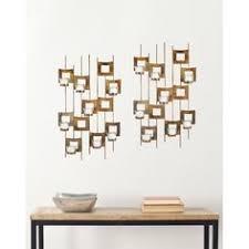 Votive Wall Sconce Safavieh Votive Wall Decor Contemporary Candles Glass Votive