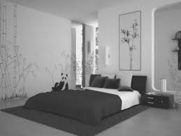 bedroom awesome black white yellow bedroom home decor color