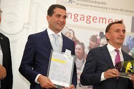Dr Weber Bad Mergentheim Lea Mittelstandspreis Csr Baden Württemberg