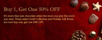 godiva select gift boxes buy 1 get 1 50 10 back free