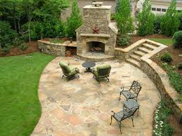 Backyard Hill Landscaping Ideas Decor Of Landscape Ideas For Steep Backyard Hill Steep Terrain
