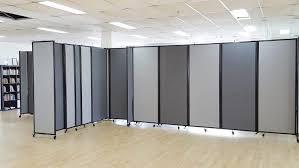 divider amusing soundproof room divider curtain sound deadening