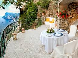 Cave Resturuant Side Of A Cliff Italy by The 35 Best Island Resorts For Food Photos Condé Nast Traveler